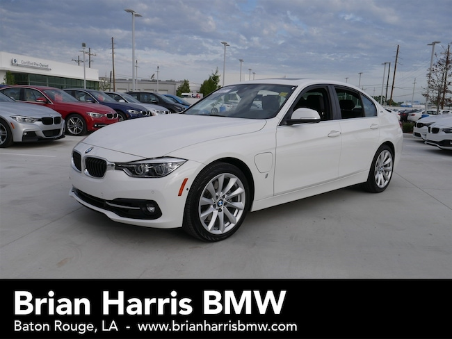 2017 BMW 3 Series iPerformance Sedan