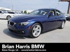 2016 BMW 3 Series i Sedan