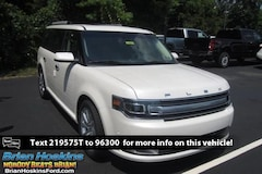 2019 Ford Flex Limited EcoBoost AWD Crossover