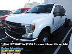 2020 Ford F-350 Chassis XL CrewCab 4x4 Pickup Truck