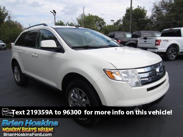 2010 Ford Edge SEL AWD Crossover