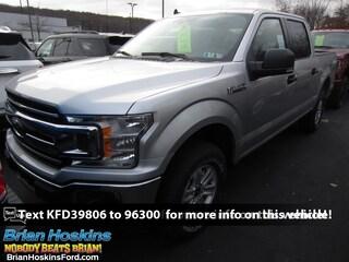 2019 Ford F-150 XLT CrewCab 4x4 Pickup Truck