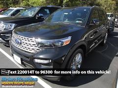 2020 Ford Explorer Limited 4WD DEMONSTRATOR SUV