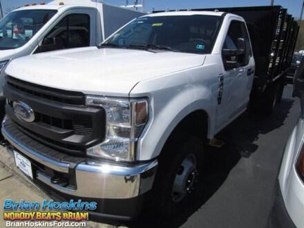 2020 Ford F-350 Stake Body XL RegularCab 4x4 Pickup Truck