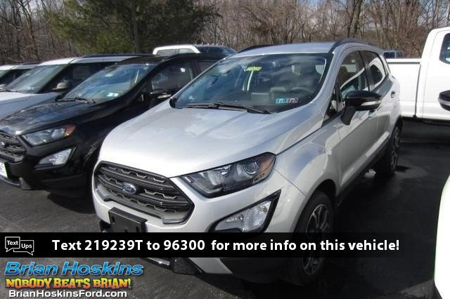 2019 Ford EcoSport SES 4WD SUV