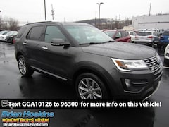 2016 Ford Explorer Limited 4WD SUV in Coatesville