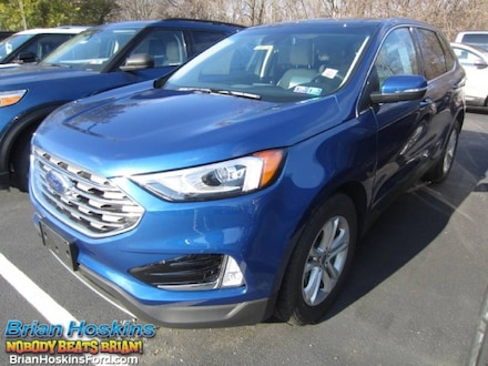 2020 Ford Edge SEL FWD DEMONSTRATOR Crossover