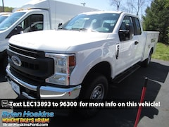 2020 Ford F-250 Utility Service  Body XL SuperCab 4x4 Pickup Truck