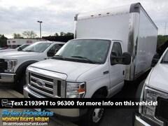 2019 Ford E-Series Box Van E-450 Chassis Minivan/Van