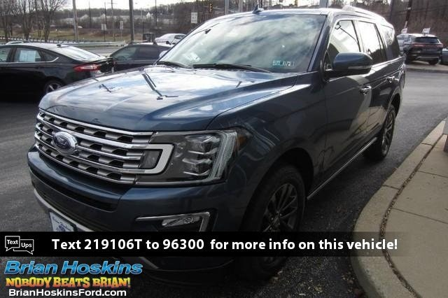 2019 Ford Expedition Limited 4x4 DEMONSTRATOR SUV