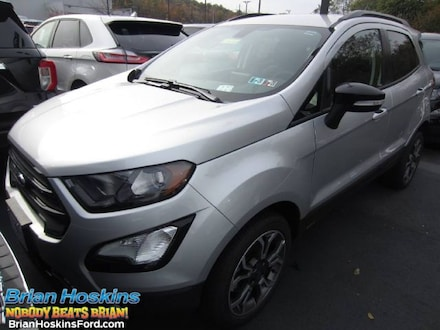 2019 Ford EcoSport SES 4WD Demonstrator SUV