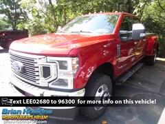 2020 Ford F-350 Lariat CrewCab 4x4 DRW Pickup Truck