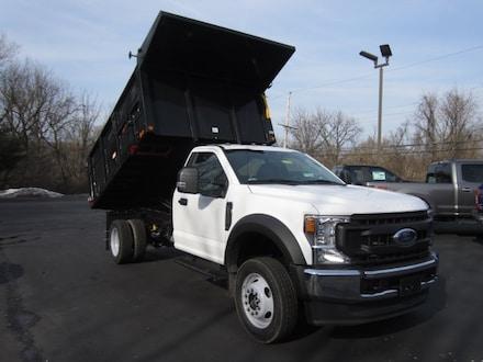 2021 Ford F-450 Landscape Dump Body XL RegularCab 4x4 Pickup Truck