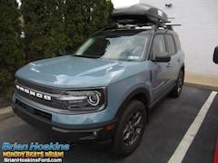 2021 Ford Bronco Sport Badlands 4x4 DEMONSTRATOR SUV