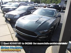 2019 Ford Mustang Bullitt Coupe Coupe