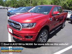 2020 Ford Ranger Lariat CrewCab 4x4 Pickup Truck