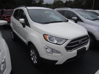 2019 Ford EcoSport SE SE 4WD