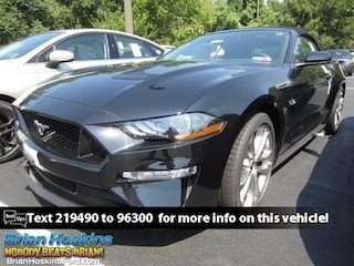2019 Ford Mustang GT Premium Convertible Convertible