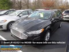 2020 Ford Fusion Hybrid SE DEMONSTRATOR Sedan
