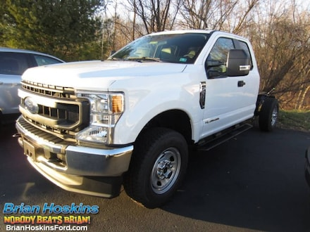 2020 Ford F-350 Chassis Cab XL SuperCab 4x4 Pickup Truck