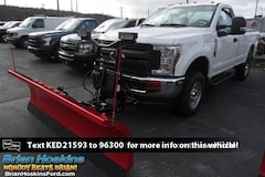 2019 Ford F-250 Plow Truck XL RegularCab 4x4 Pickup Truck