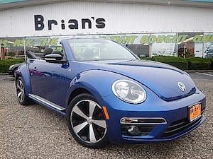 2014 Volkswagen Beetle Convertible R-Line PZEV