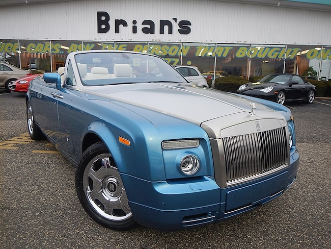 2009 Rolls-Royce Phantom Coupe Drophead