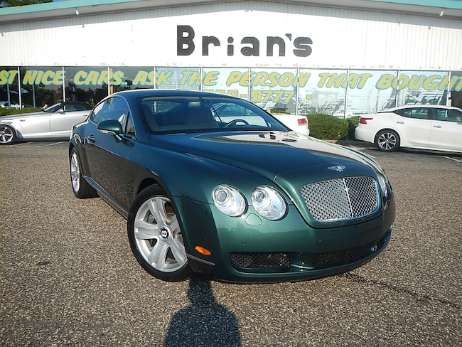 2007 Bentley Continental GT GT Coupe