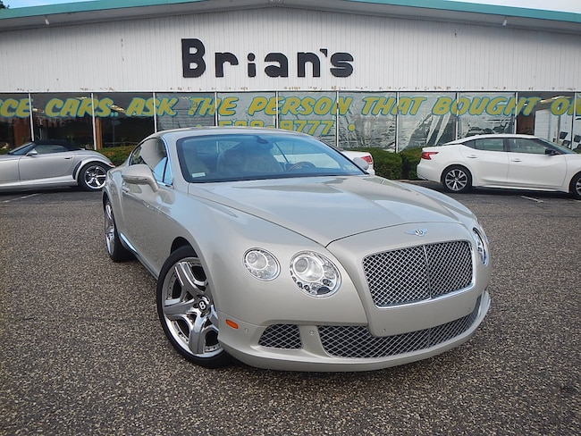 2012 Bentley Continental GT GT Coupe
