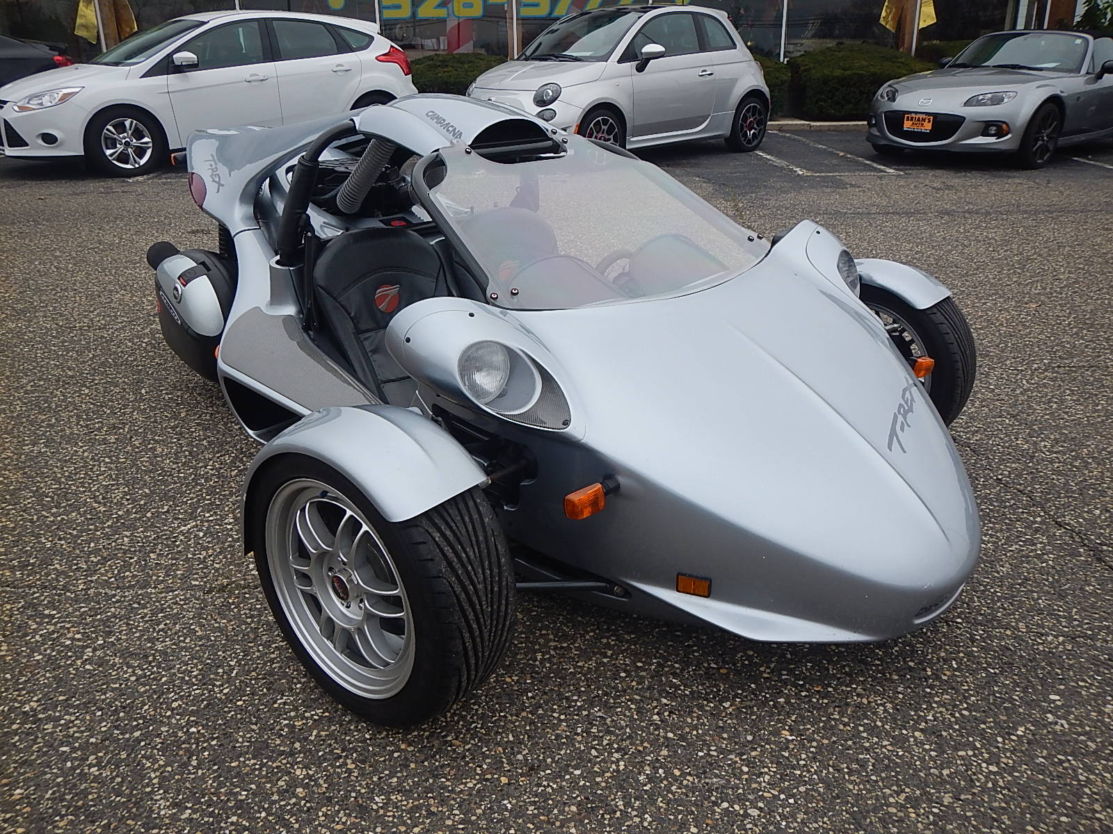 Used 2006 Campagna T REX For Sale