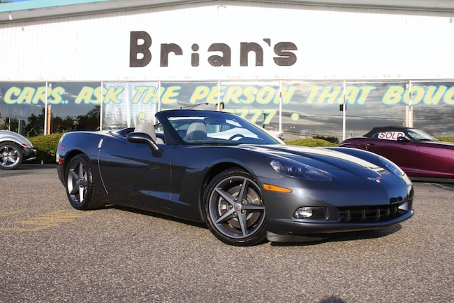 2012 Chevrolet Corvette w/2LT Convertible