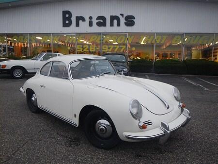 1962 Porsche 356 T6B Coupe