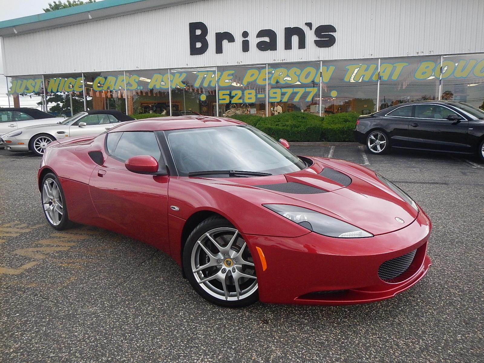 2010 Lotus Evora 2+2 Coupe