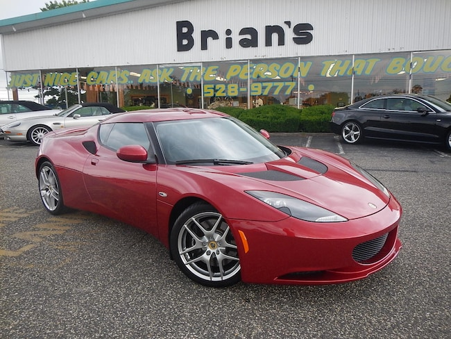2010 Lotus Evora 2+2 Coupe