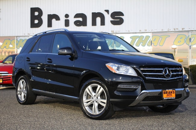 2015 Mercedes-Benz M-Class ML 350 4MATIC  ML 350
