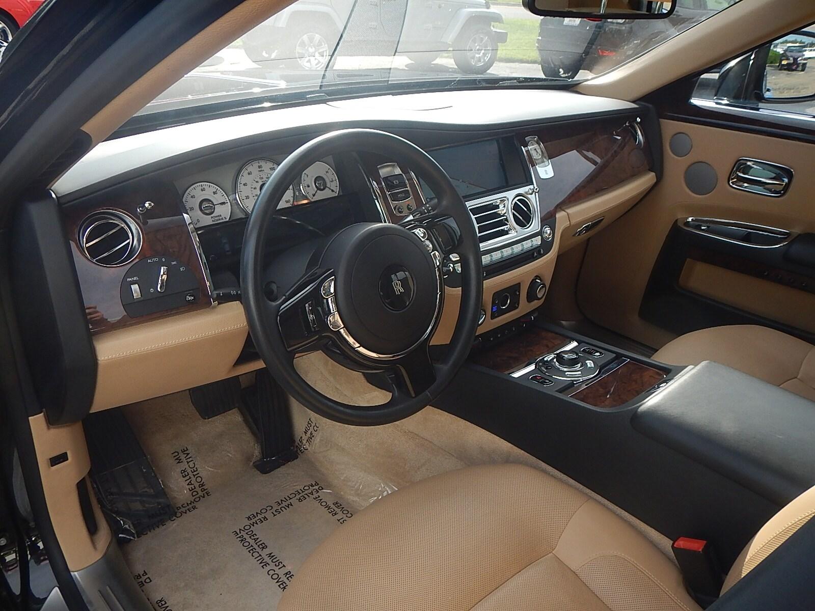 2010 Rolls Royce Ghost Ebay