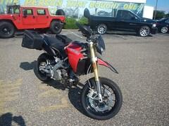 2009 Aprilia Dorsoduro 750 Motorcycle