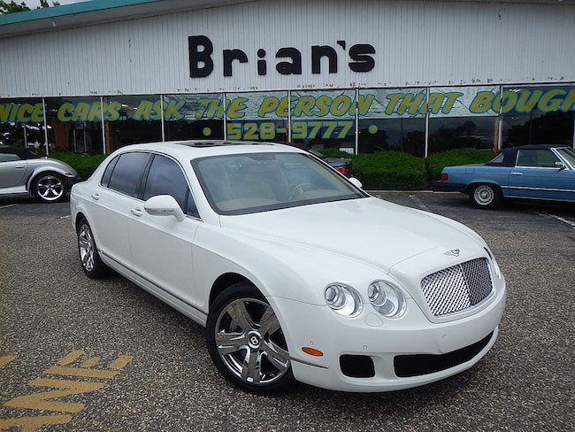 2010 Bentley Continental Flying Spur Flying Spur Sedan