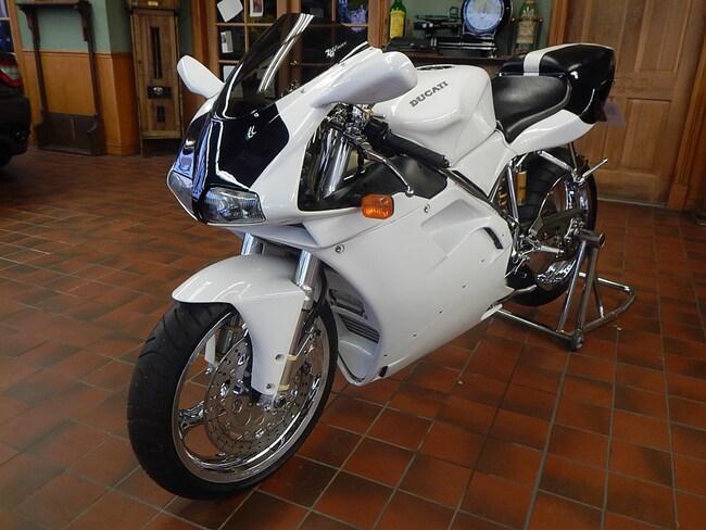 2000 Ducati Motorcycle 996