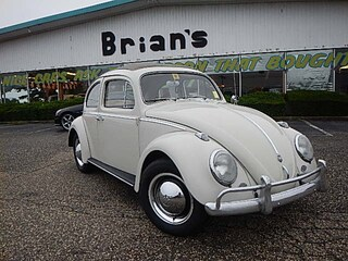 1961 Volkswagen Beetle-Classic
