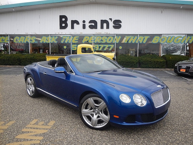 2012 Bentley Continental GT GT Convertible