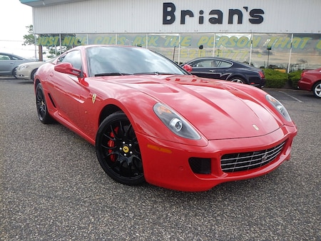 2009 Ferrari 599 GTB Fiorano Coupe