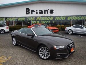 2015 Audi A5 Premium Plus