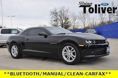 2015 Chevrolet Camaro 1LS Coupe