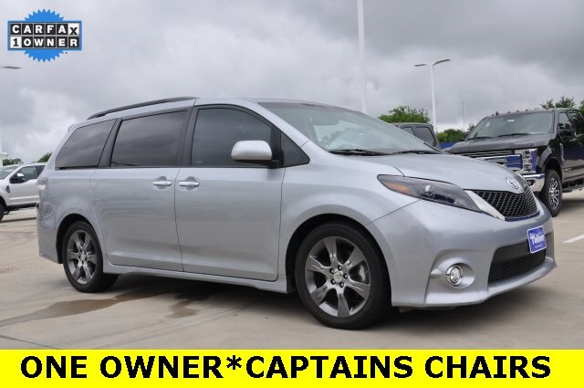 2015 Toyota Sienna L Minivan/Van