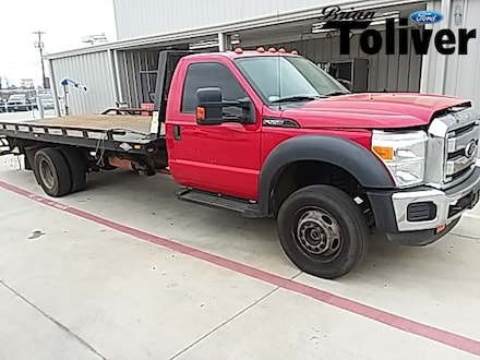 2013 Ford F-550 Chassis XL Truck