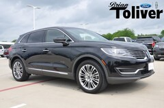 Used 2017 Lincoln MKX Reserve SUV