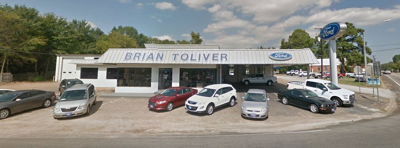 Brian Toliver Ford >> About Brian Toliver Ford Of Quitman A Ford Dealership In Quitman