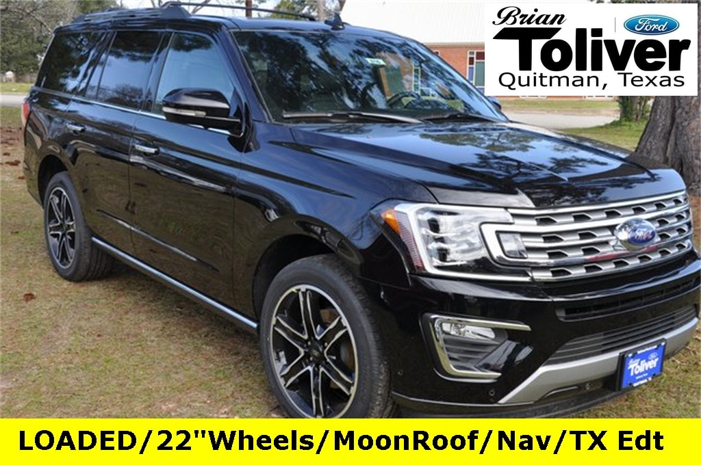 Brian Toliver Ford >> New 2019 Ford Expedition For Sale At Brian Toliver Ford Of Quitman