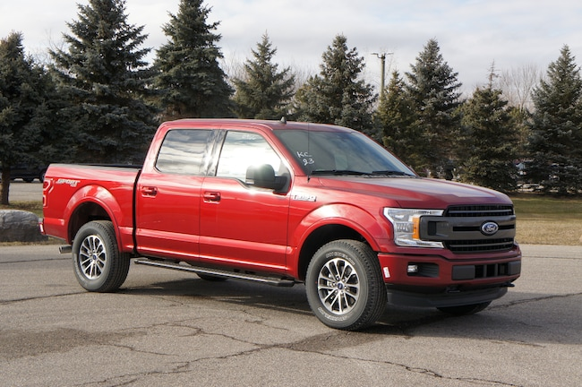 New 2019 Ford F-150 XLT Truck For Sale in Saline, MI